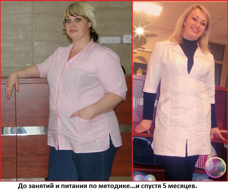программа тренировок в зале для похудения