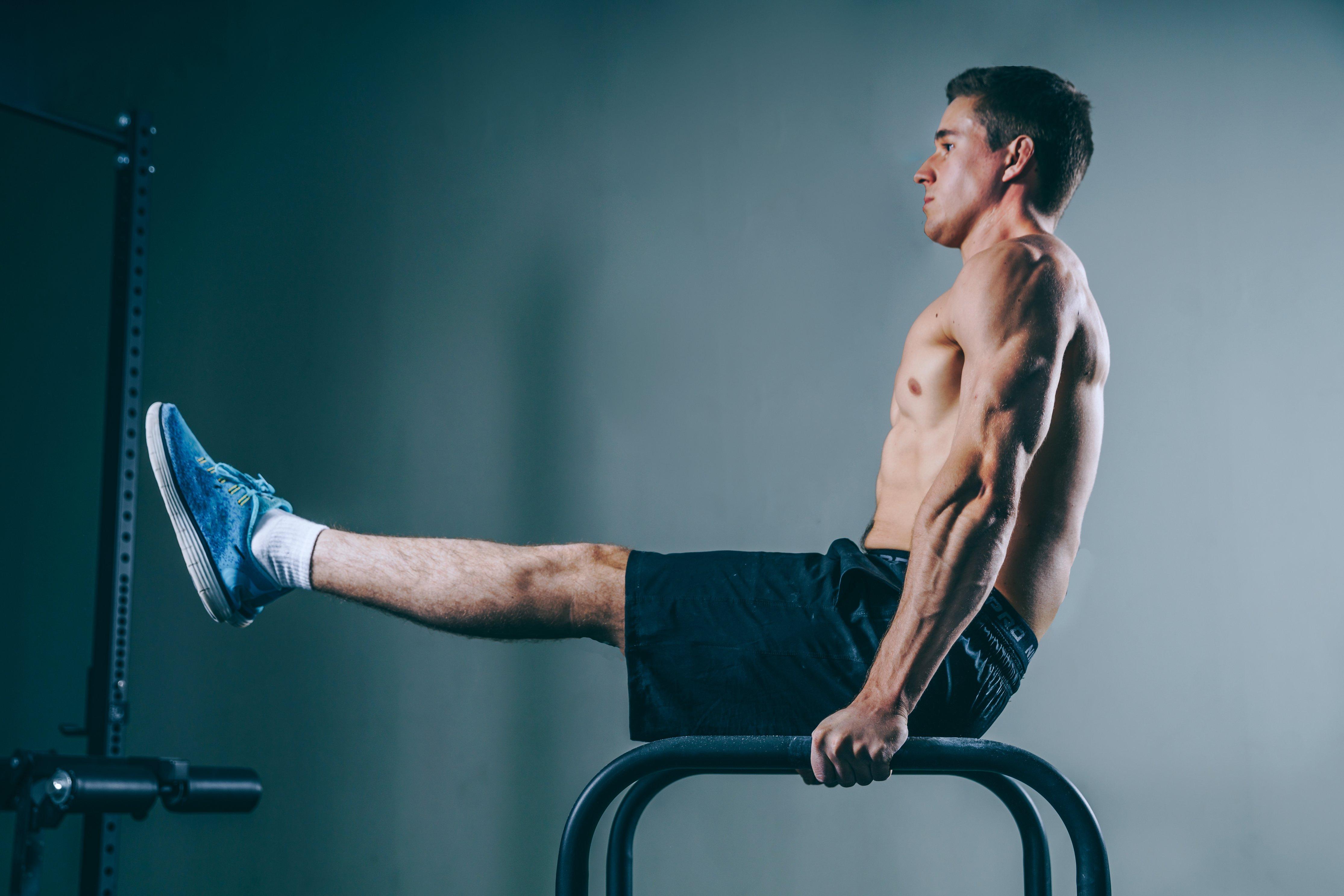 Программа тренировки для мужчины в тренажерном зале