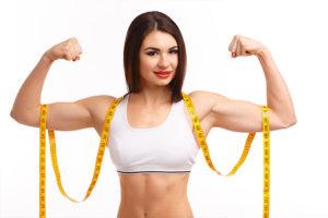 бжу для похудения женщине